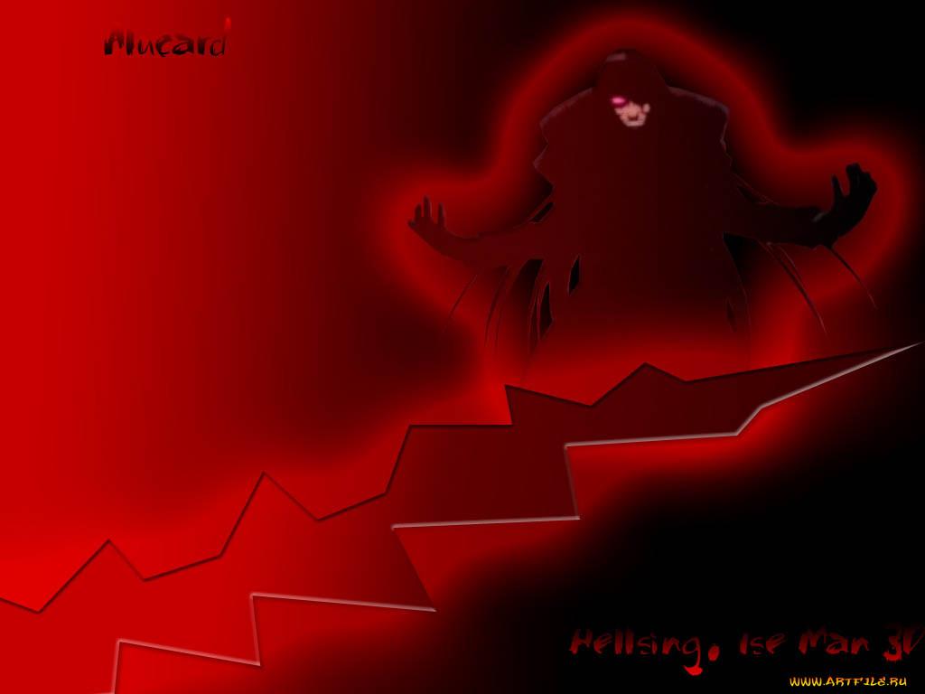 hellsing, аниме